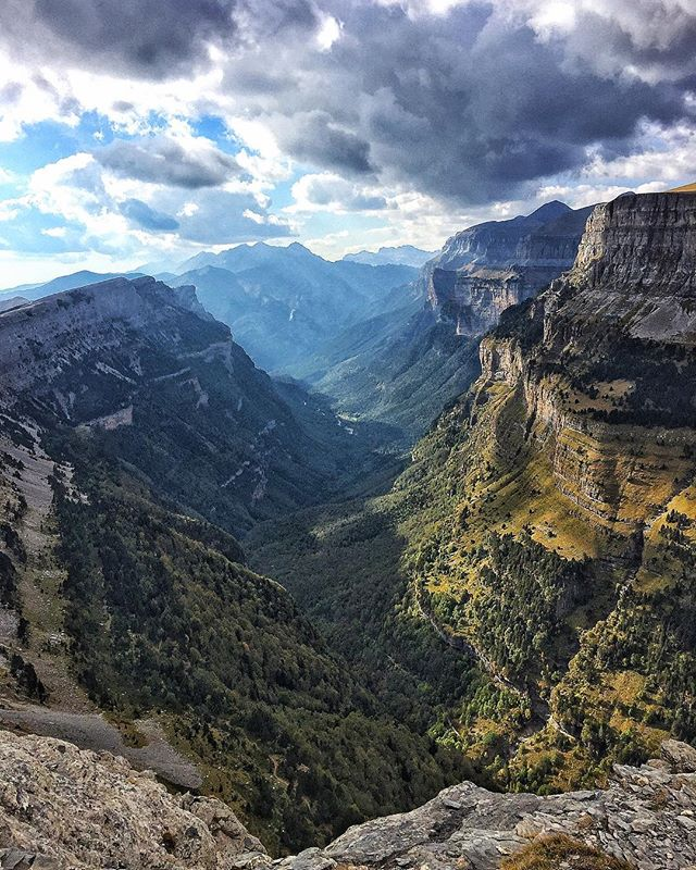 Fotografía montaña Pirineos by @peremartell