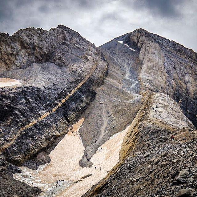 Fotografía montaña Pirineos by @albertheidelberg