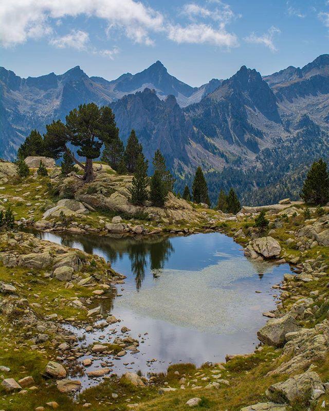 Fotografía montaña Pirineos by @ursulaabeltran
