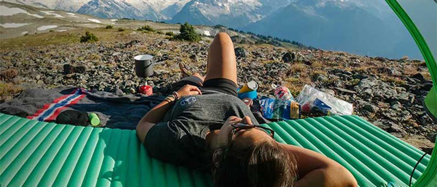Esterilla montaña: aprende a elegir la que mejor se adapta a ti