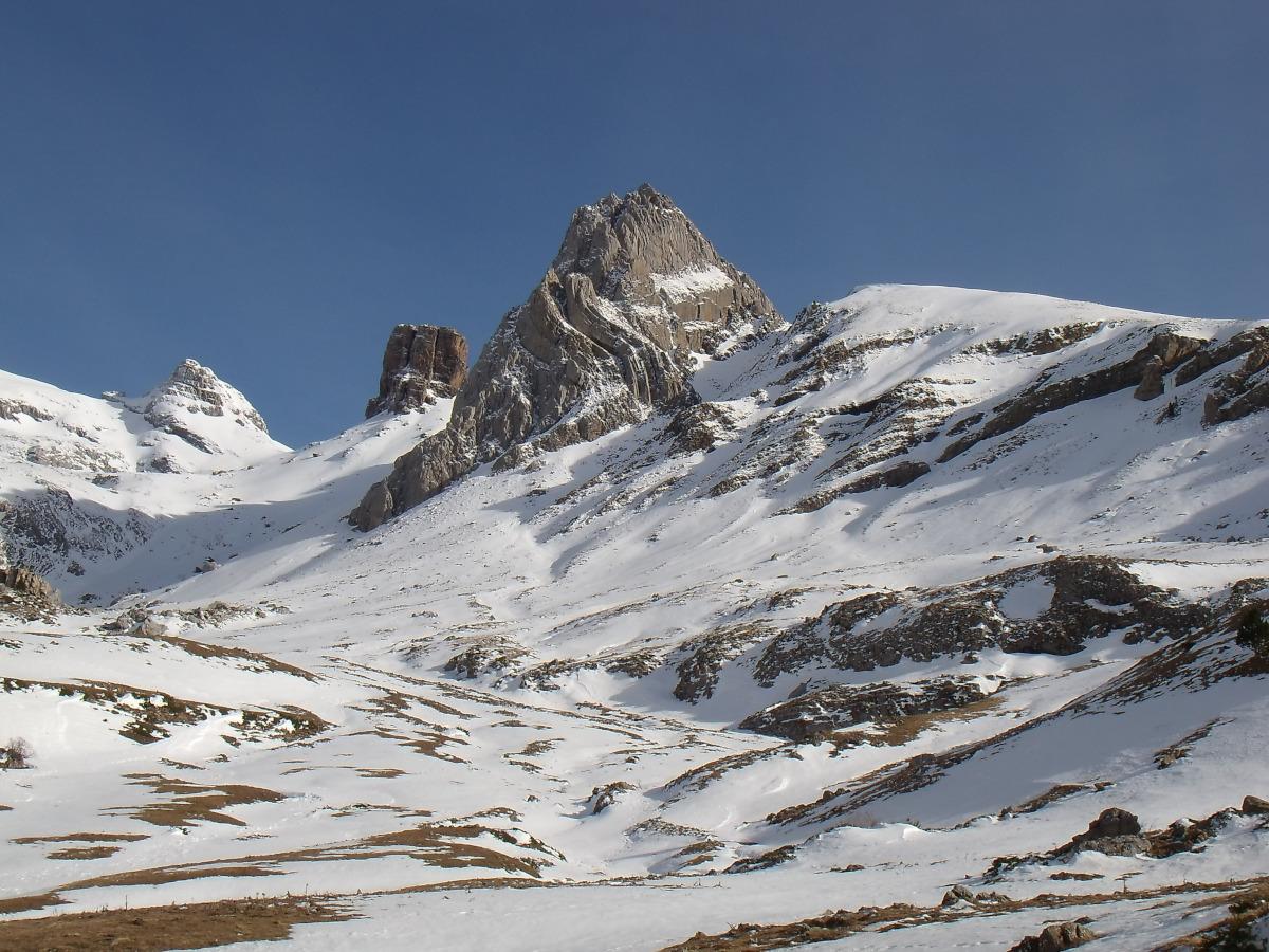 Sierras de Los Valles, Aísa y Borau / Foto: Olisacu [CC BY-SA 4.0] Wikimedia Commons
