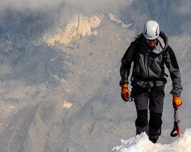 Teoría de las tres capas en montaña / Foto: Wynand van Poortvliet