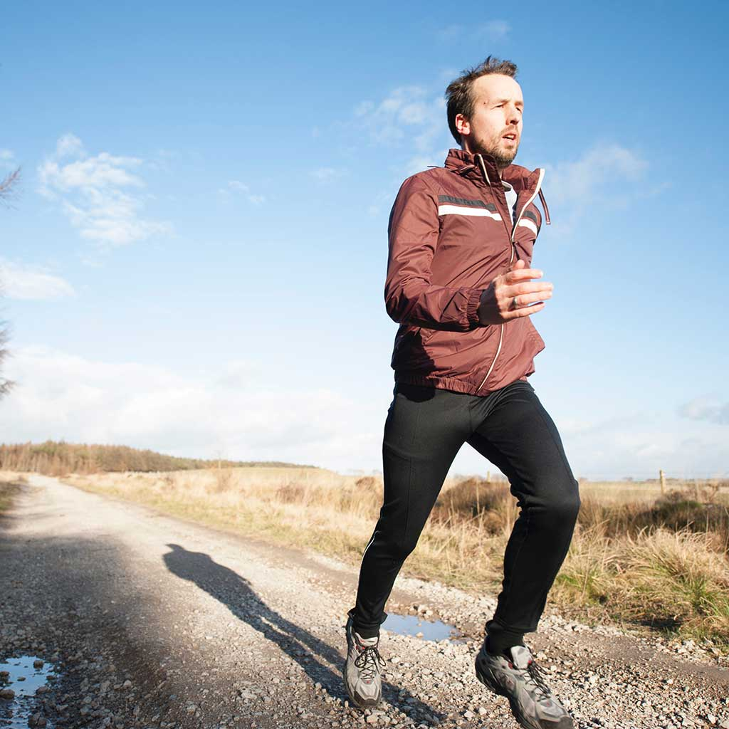 El entrenamiento cardiovascular es esencial para practicar alpinismo / Foto: Jenny Hill