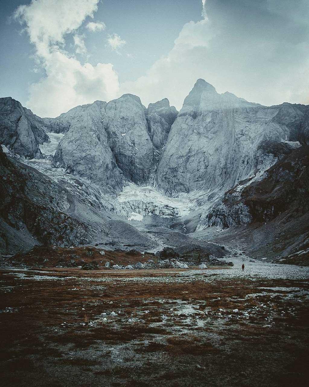 Fotografía montaña Pirineos by @msights