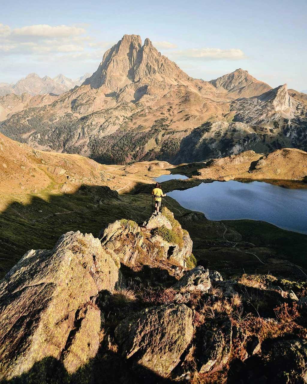 Fotografía montaña Pirineos by @julentto