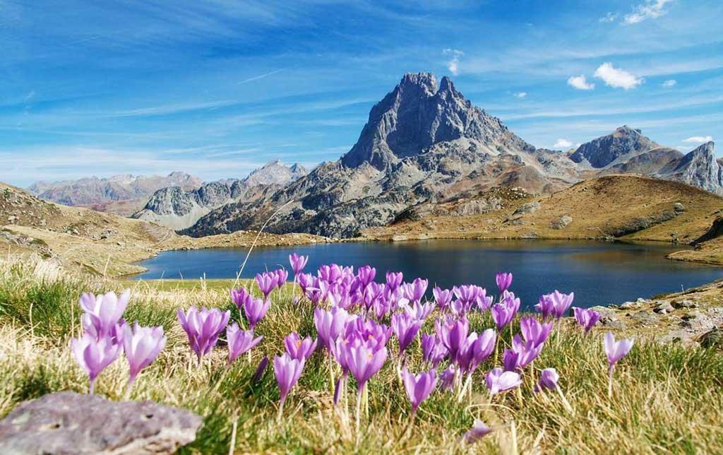 Fotografía montaña Pirineos by @pablomazorra