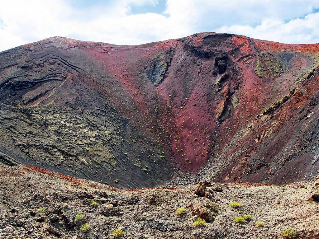 Foto (cc): H.-Zell(wikimedia commons) / Timanfaya, Lanzarote