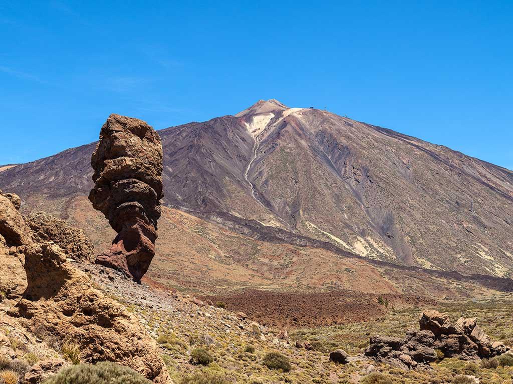 Foto (cc): Thomas Wolf (commons wikimedia.) / El Parque Nacional del Teide