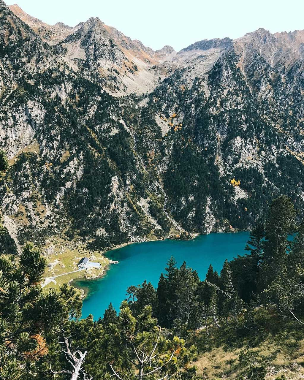 Fotografía montaña Pirineos by @edgarcolomer