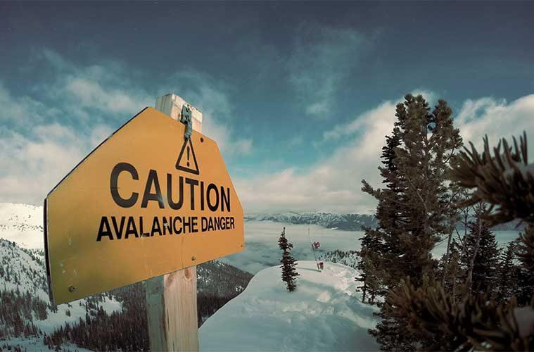 Avalanchas: consejos básicos de seguridad para la montaña invernal