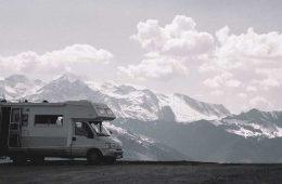 Pirineo en autocaravana / Foto: @nacho_zaitsev (Instagram)