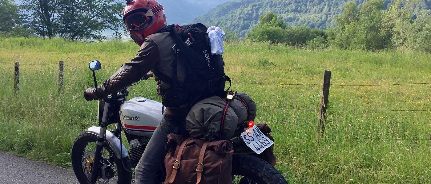 Un viaje en moto a través de los Pirineos / Foto: by North wheels