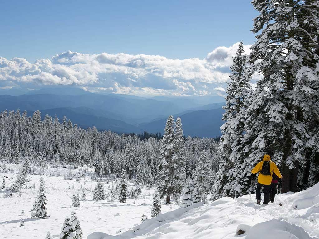 Consejos para afrontar actividades de montaña en invierno/ Foto: Milo Mcdowell