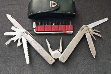 Las 5 mejores multiherramientas de bolsillo que te sacarán de un apuro / Foto: EvaK (wiki commons)