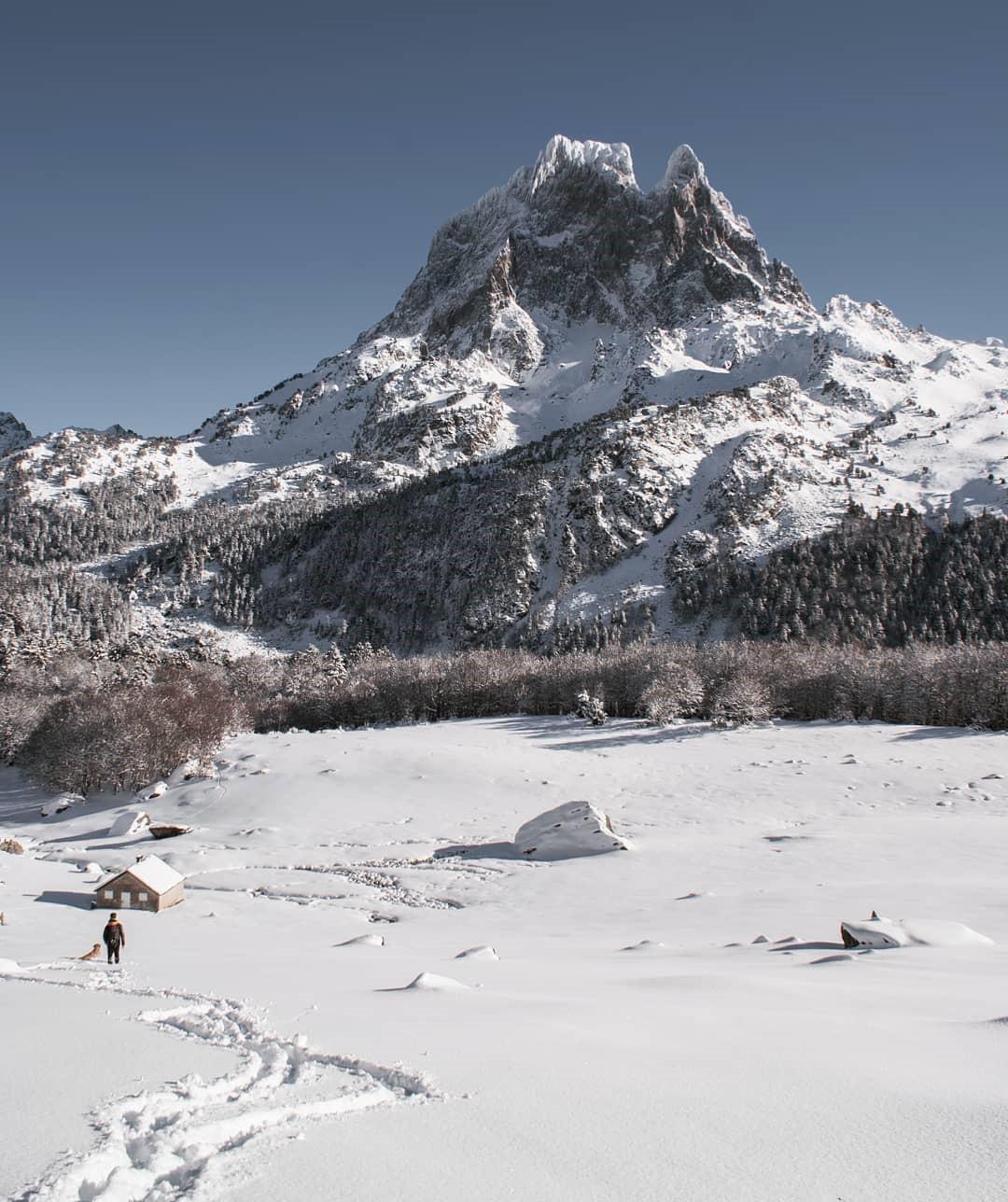 Fotografía montaña Pirineos by @xavitacons