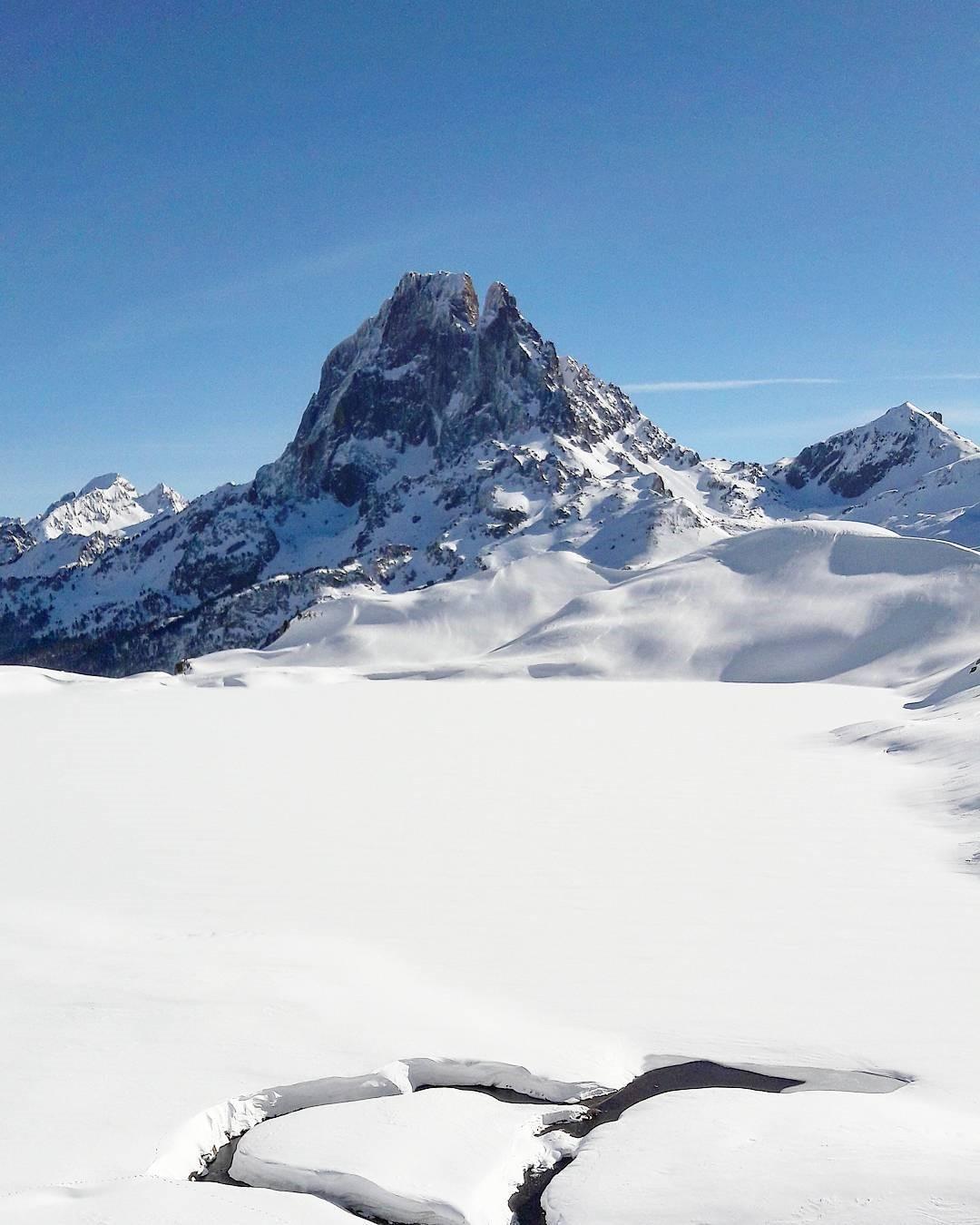 Fotografía montaña Pirineos by @roxanne__64__