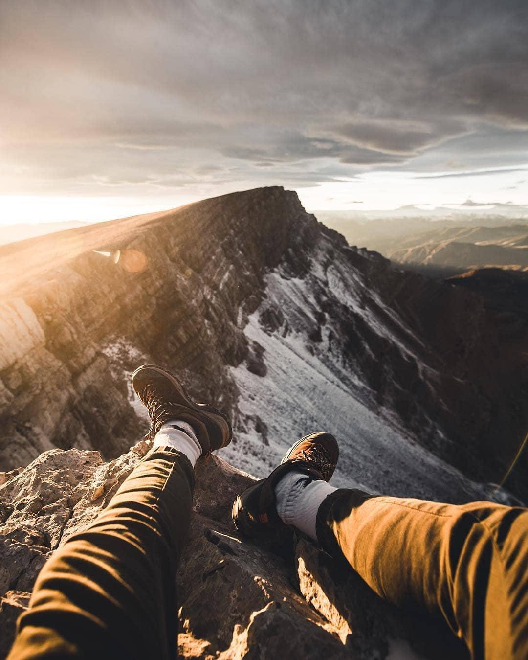 Fotografía montaña Pirineos by @aitorrodrigo