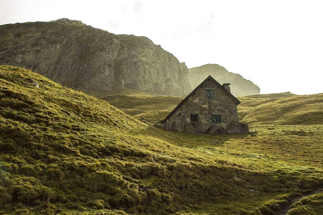 Fotografía montaña Pirineos by @vgs_micka