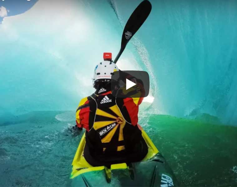 Video: Islandia, una aventura en Kayak