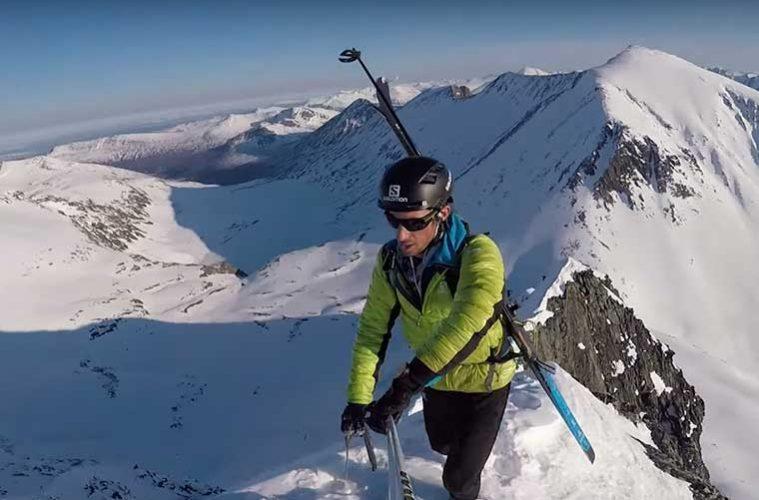 "Video: ""The Ridge"" con Kilian Jornet"