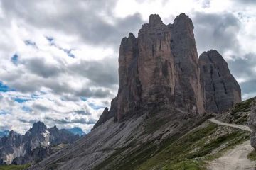 """The light within Dolomites"" Michele Columbo"