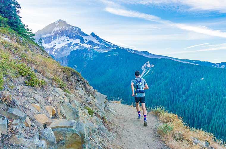Strava va ganando popularidad entre los amantes del trail running y ciclismo. / Brian Erickson