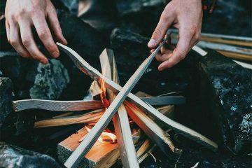 5 consejos para encender fuego con o sin cerillas