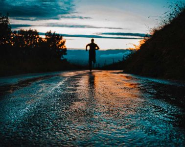 Equipamiento para correr en invierno sin preocupaciones. / Foto: Lucas Favre