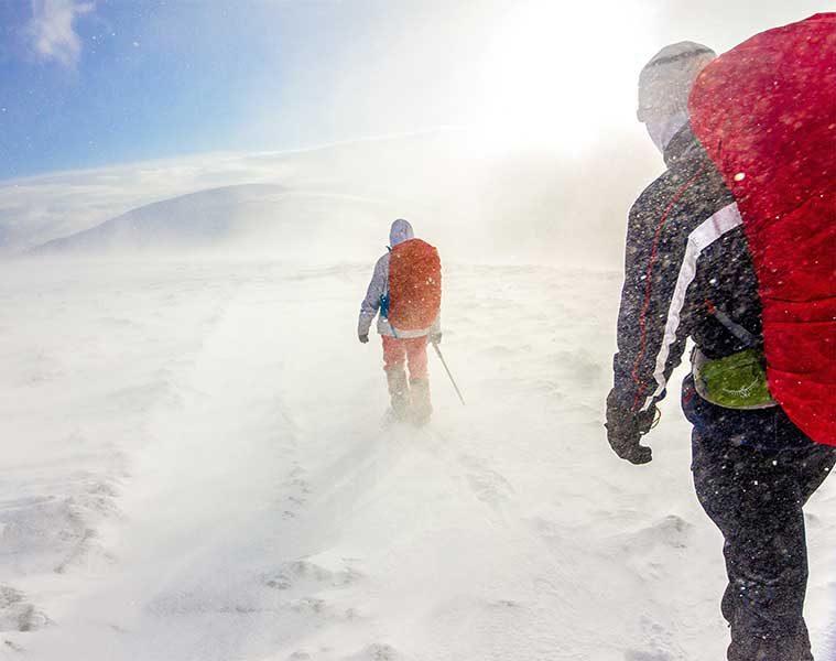 Qué debo conocer para evitar la hipotermia / Foto: Mitya Er