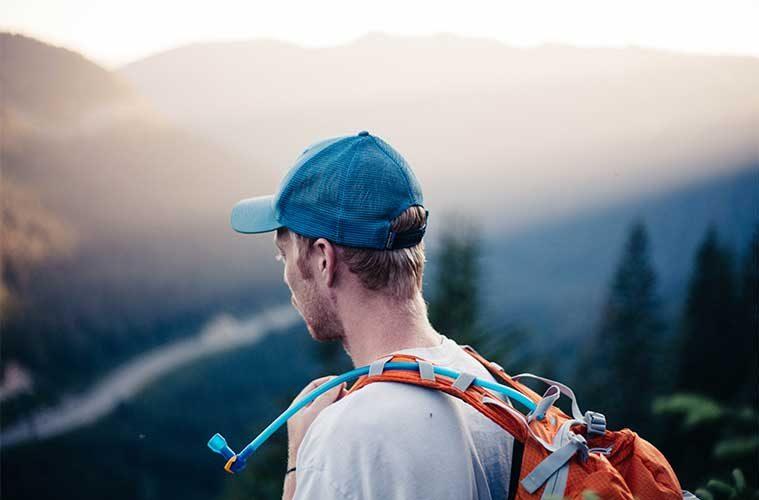 Las mejores condiciones climáticas para hacer senderismo: ¿cual es nuestra preferencia? / Foto: Nathan Lindahl