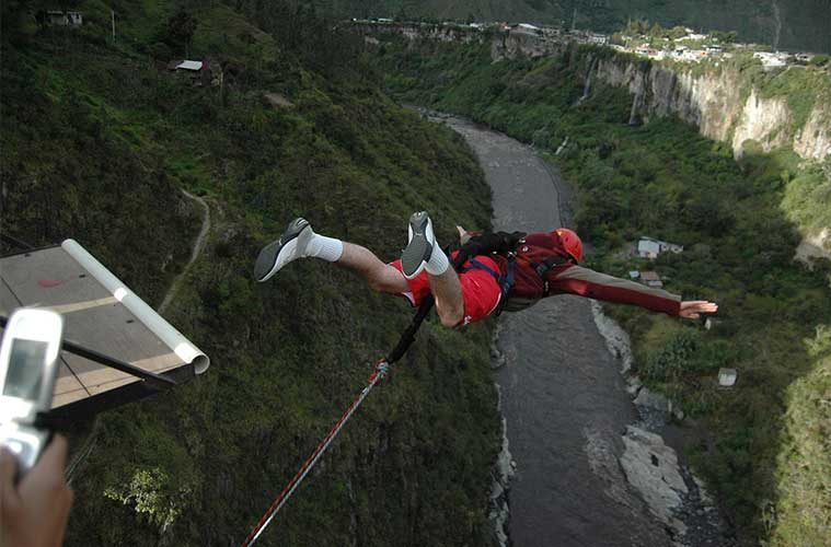 Consejos para hacer puenting / Foto: Percyinter (Wikimedia Commons)