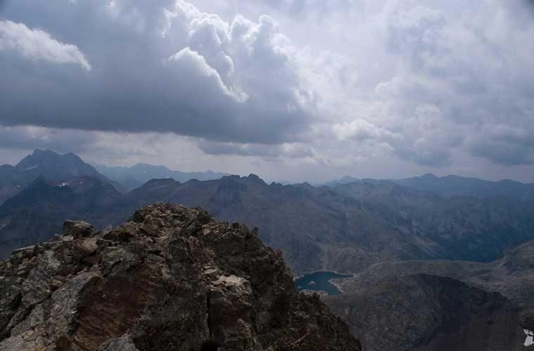 Vistas desde la Gran Facha / Foto: Wojtek Ogrodowczyk (Flickr)
