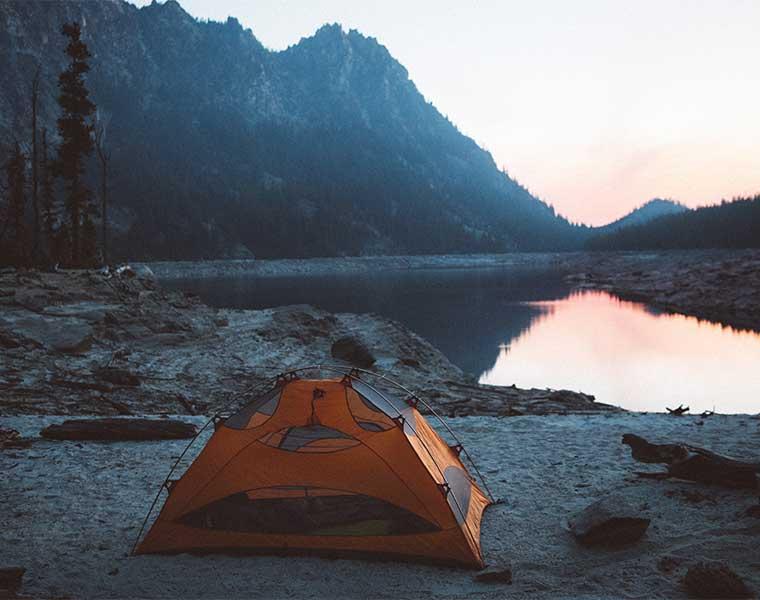 Qué se debe hacer para tener la mejor zona de acampada libre / Foto: Adrian
