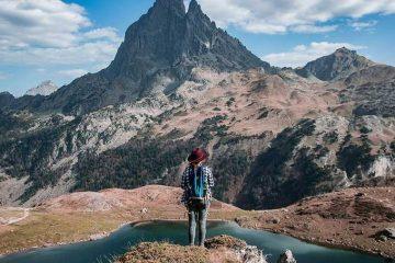 Los lugares de los Pirineos más instagrameados. Pic du Midi d'Ossau / Foto: @angeliquedvrt (Instagram)