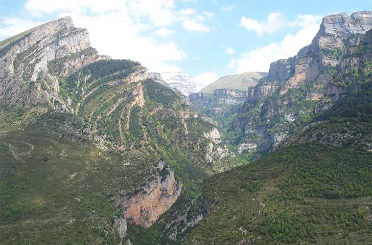 El cañón de Añisclo / Foto: Carlosbuetas (via Wikimedia Commons)