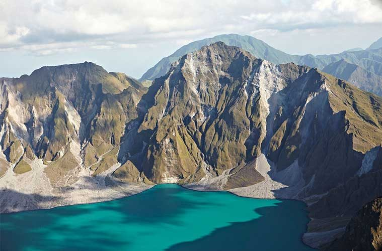 Viaje a Filipinas: ascensión al Monte Pinatubo