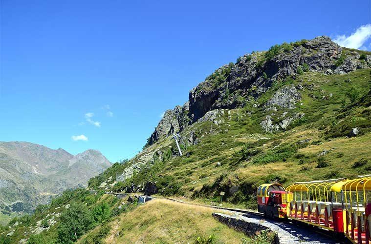 Le Petit Train de Artouste / Foto: Benjamin Svobodny