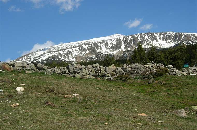Tossa del Plana del Lles / Foto: Enfo (vía Wikimedia Commons)
