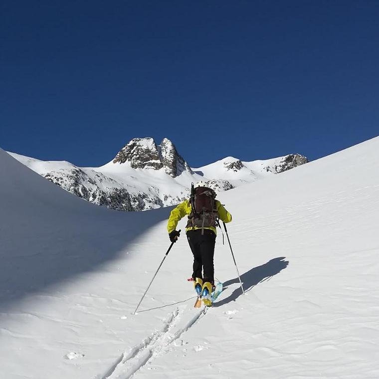 Fotografía montaña Pirineos by @cintovila