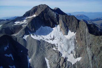 Posets y el glaciar de Paoules / Foto: Saoussat (via Wikimedia Commons)