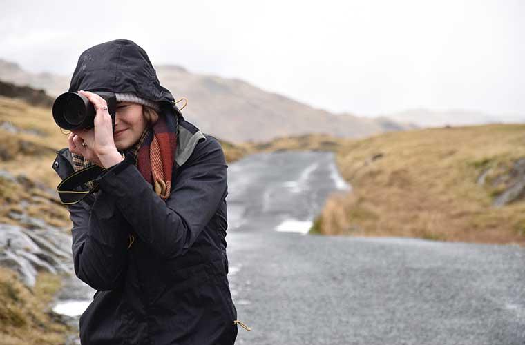 Documenta tu viaje: fotografía. / Foto: Joe Ridley