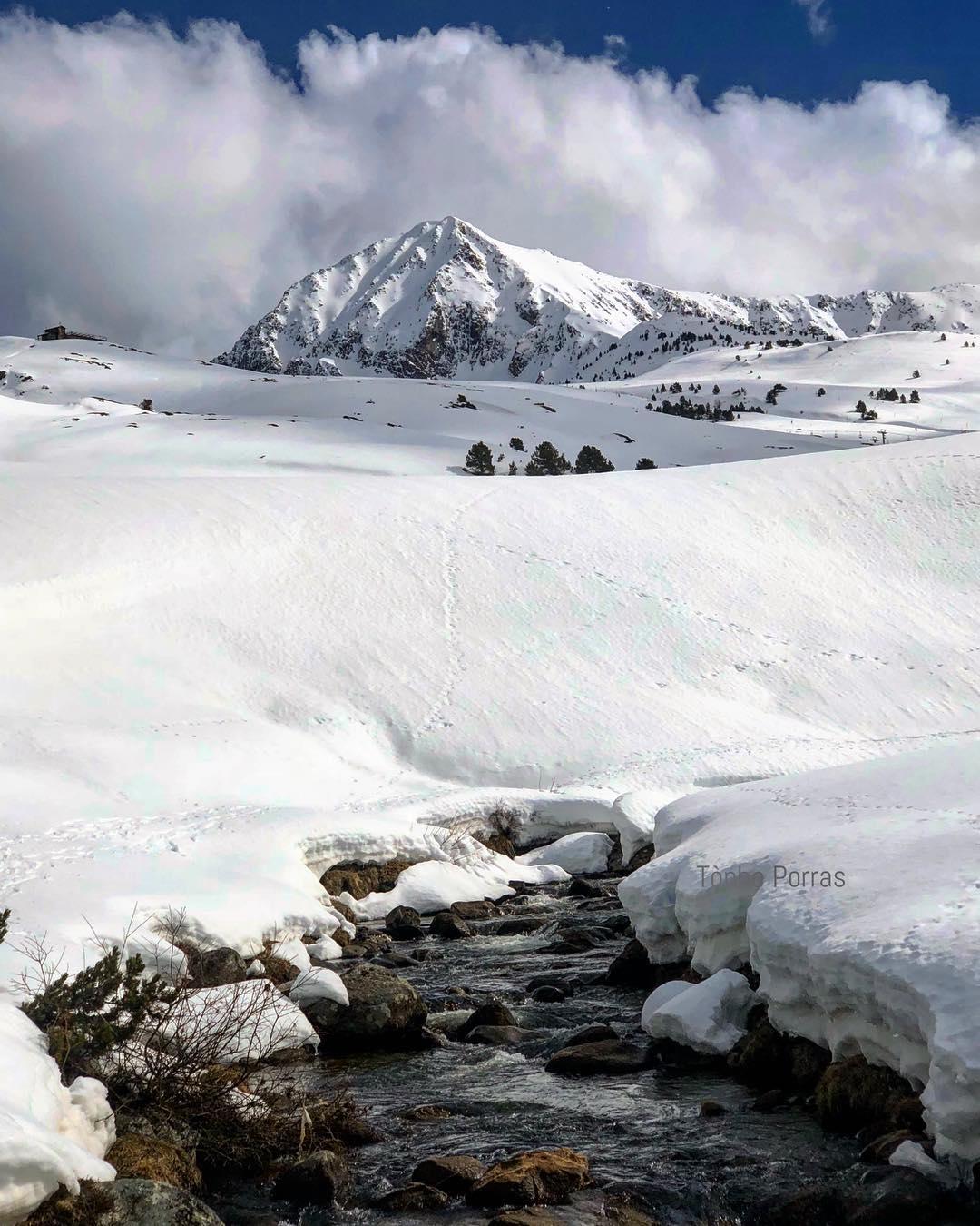 Fotografía montaña Pirineos by @esqui_ando_con_tonho