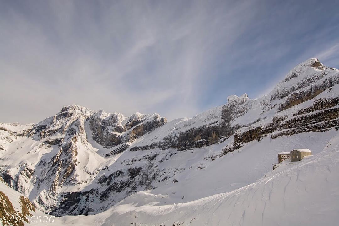 Fotografía montaña Pirineos by @xabelenda