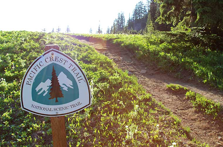 Pacific Crest Trail / Foto: David Fulmer (vía Flickr)