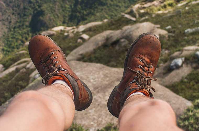 Cómo elegir unas botas de montaña adecuadas a tu actividad / Foto: Andres Gerlotti