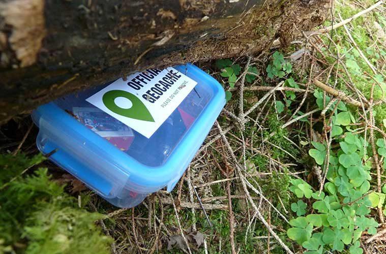 Geocaching: una gran forma de salir al aire libre