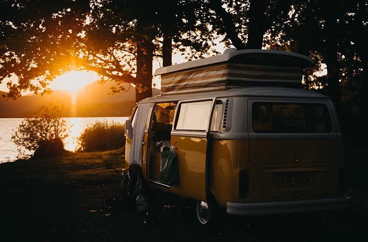 Van Campers: todo lo que siempre deseaste para disfrutar mientras acampas / Foto: Kevin Schmid