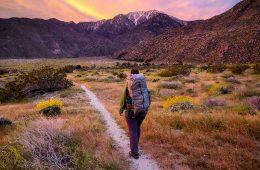 Historia del Pacific Crest Trail y senderismo / Foto: Bureau of Land Management (vía Flickr)