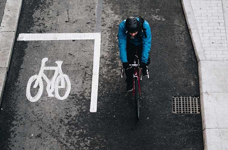 Bicicleta / Foto: Brandon Wong