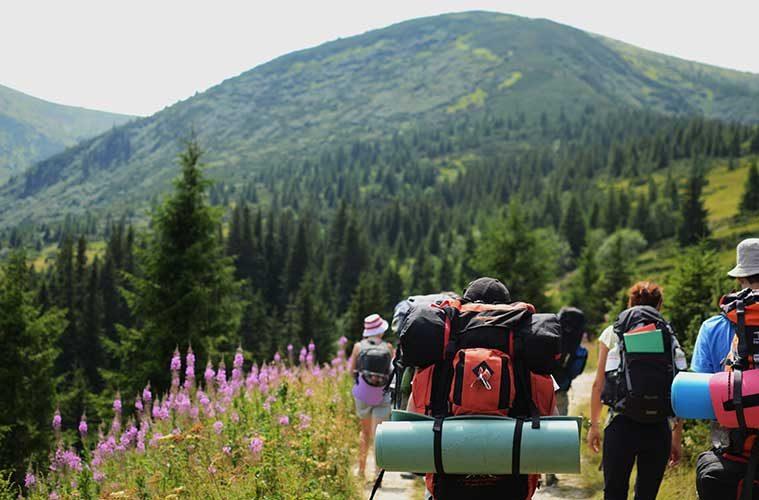 Ponte en forma para tu próximo viaje de trekking: ejercicios y consejos. / Foto: Dmytro Matsiuk